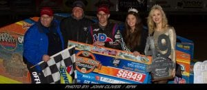 Watt Victorious In Short Track Super Series' 50th Event; Takes Melvin L. Joseph Memorial At Georgetown