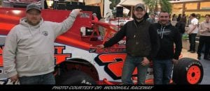 Daugherty/Gleason Win Woodhull's Pit Stop Challenge At Arnot Mall Show This Weekend
