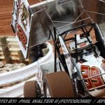Cory Haas Powers To Podium Finish At Lincoln Speedway