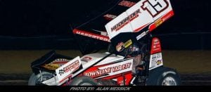 Hafertepe Grabs Runner-Up Finish In ASCS Opener At Devil's Bowl