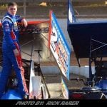 AJ Flick Welcomes Partners For 2018 Sprint Car Season