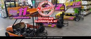 Wing Champ Racing Series Show At Running's (Gloversville, NY) Continues Today!