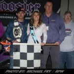 Tyler Thompson Finishes Indoor Season With Five More Kart Victories