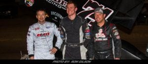 Colton Hardy Wins With ASCS Southwest At Central Arizona Speedway