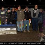 Ryan Watt Takes 60 Over Doug Hoffman Memorial; McAuliffe & Stinson Also Win At Bridgeport