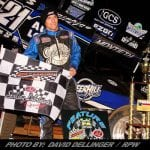 Montieth Captures Sprint Spring Championship At Lincoln For Second Straight Win Of '18