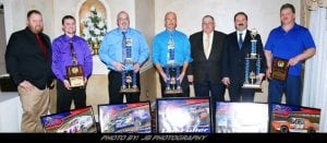 Fonda Speedway Honors 2017 Champions With Awards Banquet