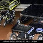 Another 410 Sprint Yellow Breeches 500 & 358 Sprint Double At Williams Grove Friday
