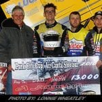 Blake Hahn Pockets $13,000 With NCRA In Park City Cup / Air Capital Shootout