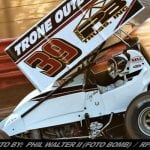 Cory Haas Sixth During Lincoln's Sprint Spring Championship
