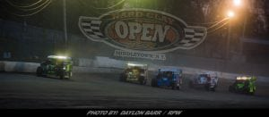 Short Track Super Series 'Hard Clay Open' At OCFS Postponed To May 8th