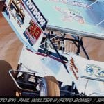 Haas Wins First For Trone At Williams Grove; Nouse Gets 18th Career Victory In 358s