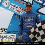 Blaney Passes Hodnett & Out-Guns Wolfe To Win Port Royal Sprints Thriller