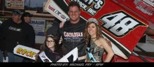Dietrich & Foster Take Checkers Sunday At BAPS Motor Speedway