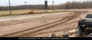 Wind, More Wet Weather Delay Land Of Legends Season Opener To April 21st
