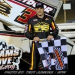 Cory Haas Back On Top; Set To Challenge All Stars At Williams Grove & Port Royal