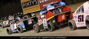 "Merrittville ""Adopts"" Sponsor For Modified Lite Division For 2018"