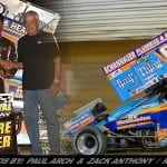 Lance Dewease Nabs Kauffman Classic At Port Royal Against All Star Sprints