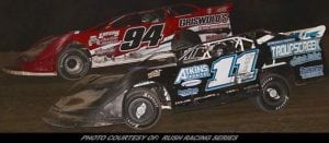 "Rush Racing Series Gets Presenting Sponsor For ""Battle Of The Bay"" Speedweek"