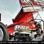 Dietrich Scores Podium Finish With All Stars At Williams Grove; Central PA Double Ahead