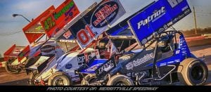Patriot Sprint 'Spring Sizzler' Part Of Dirts Event At Merrittville For 2018