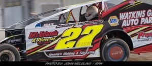 Seven-Race Sportsman Series Announced For Outlaw Speedway