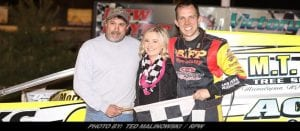 Billy Pauch Jr. Gets Another At New Egypt Speedway