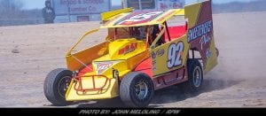 Sheppard Takes Opening Day Win At Outlaw Speedway