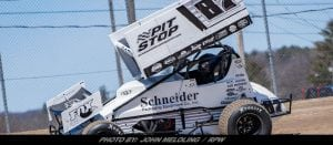 Jason Barney Kicks Off Empire Super Sprint Title Defense With Outlaw Spring Nationals Win