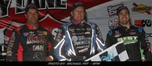 Bloomquist Banks $10,000 In First Port Royal Victory With Lucas Oil Late Model Dirt Series