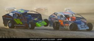 New Bridgeport 3/8-Mile Debuts With Thrilling Last-Lap Pass, Short Track Super Series To Invade Sunday