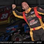 """T-Mac After Winning Tuesday At Albany-Saratoga; """"I Wish I Could Run Here Every Week"""""""