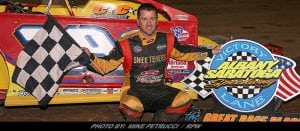 McCreadie Beats Sheppard In Thriller At Albany-Saratoga