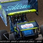 Abreu Earns Top-Five At Riverside; Ready To Battle For $100,000 At Mansfield