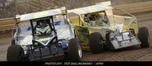 Twin 20's For Modifieds On Tap This Week At New Egypt Speedway