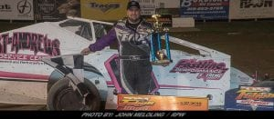 Pecore Takes Friday Night Sportsman At Fulton's Highbank Holdup