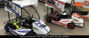 Wing Champ Racing Series Season Opener This Saturday At Caroga Creek