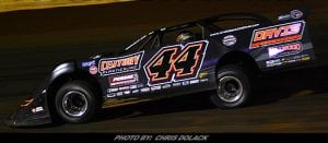 """""""Smokey"""" Madden Collects First WoO LM Win Of '18 At Smoky Mountain Speedway"""