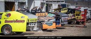 Schedule Changes Made To Next Two Events At Outlaw Speedway