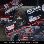 Danny Dietrich Earns Top-Ten During Sprint Car World Championship