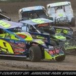 Airborne Park Speedway Season Opener: Take Two