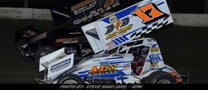 CRSA Sprint Car Event At Afton Moved Due To Mother Nature