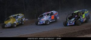 Albany-Saratoga Got Some Racing In Friday, But Mother Nature Got The Final Say