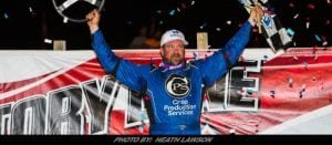 Owens' Misfortune Spells Lucas Oil LM Victory For Davenport At Tazewell