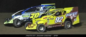 Matt Sheppard Goes Two-For-Two To Start 2018 At Outlaw Speedway