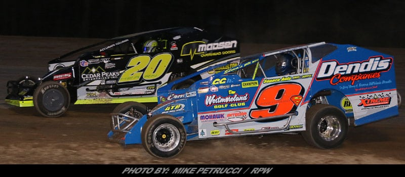 super dirtcar series heads east to run bridgeport speedway. Black Bedroom Furniture Sets. Home Design Ideas