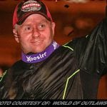 Mike Marlar Tames Cherokee Speedway For WoO LM Win