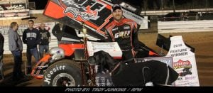Blane Heimbach Prevails To Win American Sprint Car Series Race At Selinsgrove