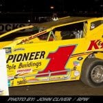 Career Win #60 At Bridgeport For Billy Pauch Saturday