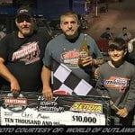 Chris Madden Scores Second WoO LM Win Of Season at Senoia Raceway